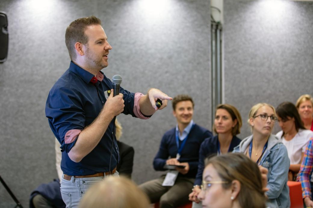 Martin Maas Speaker Employer Branding Basel Schweiz Deutschland Personalmarketing Recruiting Referent Dozent